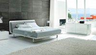 Sypialnia, łóżko Plaza Up Zanette