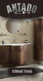Producent mebli łazienkowych - ANTADO